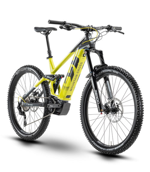 Husqvarna MOUNTAIN CROSS 4