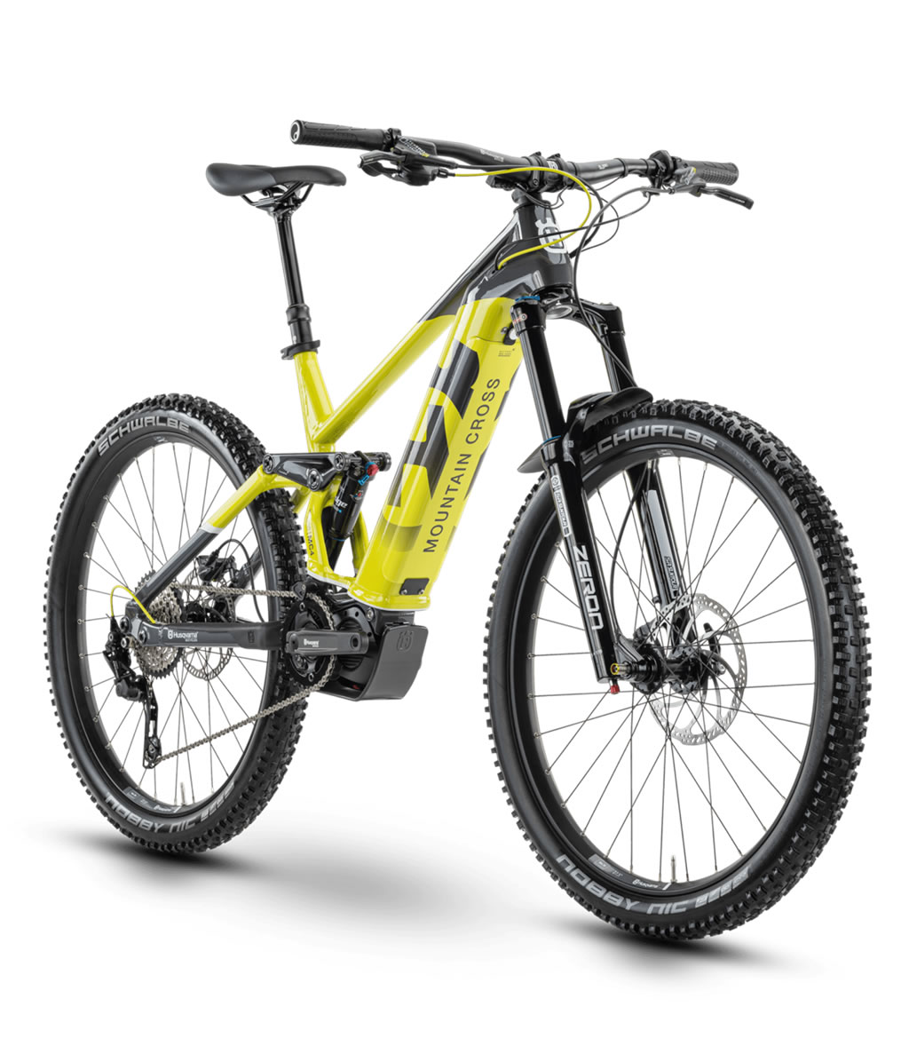 Husqvarna Mountain Cross MC4